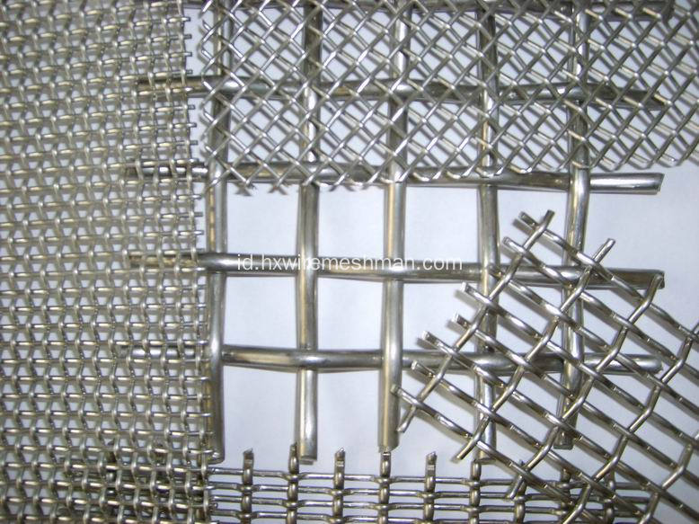 Micron SS Wire Mesh untuk Filter