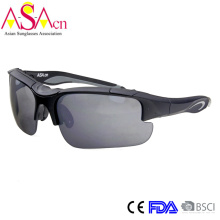 Herren Modeschöpfer UV400 Schutz PC Sport Sonnenbrille (14369)