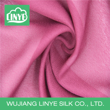 polyester chiffon fabric for India saree