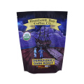 Stand up Pouch Brown paper Spices Coriander Powder Packaging