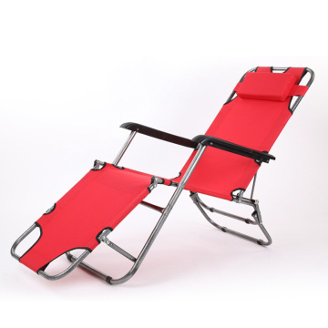 Best sale folding camping chair for outdoor activities portable reclining folding easy chair
