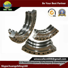 CNC-Bearbeitung mit Drilling