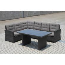 Im freien antiken Wicker Markennamen Stuhl Sofa