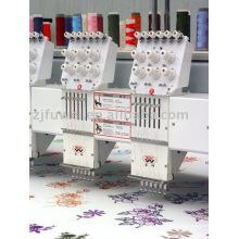 Máquinas de bordar plana e informatizadas