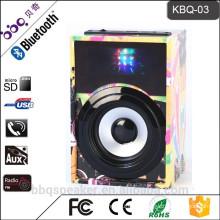 BBQ KBQ-03 600mAh Bluetooth Cheap Mini portable speaker