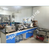 5-50ml manual liquid filling machine