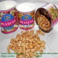 Köstlicher gerösteter und gesalzener Erdnusspreis