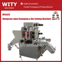 Label hologram Hot Stamping and Die Cutting Machine