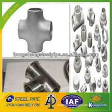 Low Price 316 Stainless Steel Cross Fitting