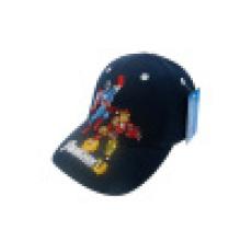 Детская бейсбольная кепка с логотипом (KS15)