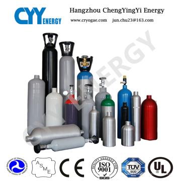 Cilindros De Alumínio Cilindros De Gás De Alumínio Metano