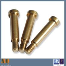 CNC Lathe Turning Parts Manufacturer with CNC Threaded Turning Part