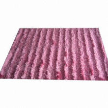Shaggy prayer mat with 2 to 4cm pile height