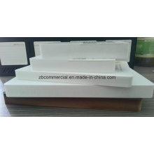 Panneau de mousse de Celuka de PVC de 2050 * de 3050mm (épaisseur de 8-10mm)