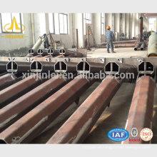 Q235 Lâmpada de aço de 4m