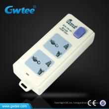 Simple toma de corriente recargable portátil para uso doméstico