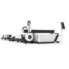 metal sheet tube fiber laser cutting machine price 1kw 2kw 3kw 4kw