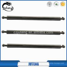 Короткая стальная натяжная газовая пружина с защитной втулкой
