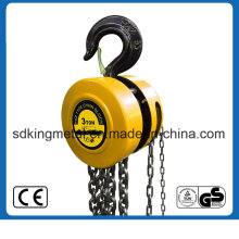 3 Ton Hsz Series Manual Chain Block