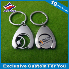 Timeproof Personalized Znic Alloy Keychain