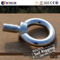 Polished Stainless Steel Eye Bolt