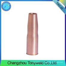 Tweco 2# mig welding torch parts 22-37 22-50 22-62 welding nozzles