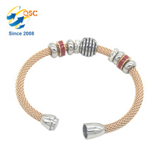 Popular Jewelry New Stylish Special Women Bangle Charm Bracelet Metal