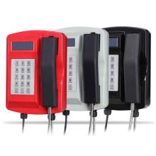 Teléfono impermeable a la orilla del camino del precio de descuento