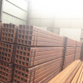 ASTM-500 Paip Rectangular Steel Ringan / Paip Rectangular