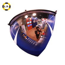 36inch quarter dome mirror 1/4dome 90 degree excellent visbility traffic safety large angle