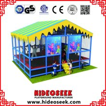 Outdoor and Indoor Trampoline Bed for Amusement Park
