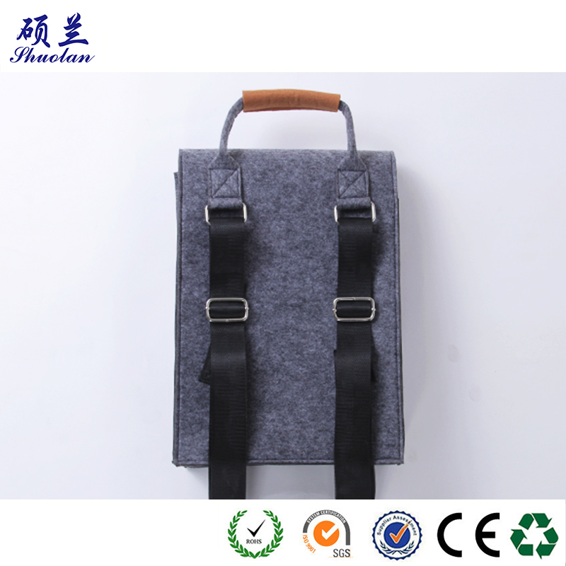 Hot Sale Felt Backpack Bag