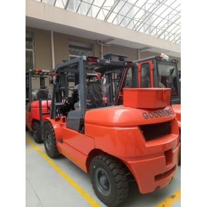 Forklift With Tool Box