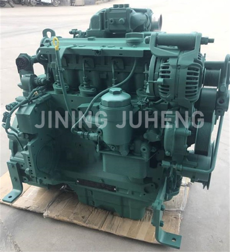 Ec210b Engine D6e