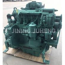 Motor do motor diesel da máquina escavadora EC210B D6E