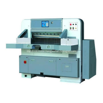 Touch Screen Paper guillotine Machine