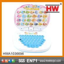 Hot sale educational toys kids laptop computers