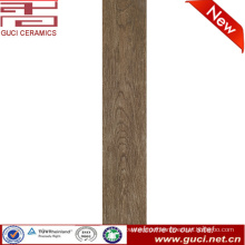 Cheap Foshan interior matt finished rustic wooden floor tiles