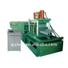 novo design Z purlin roller machine com flying saw