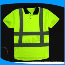 Высокое качество отражающего света в темной одежде