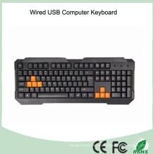 Китай завод buttom Цена классный дизайн нормальный проводной клавиатуры (КБ-1688)