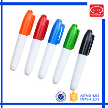Non toxic jumbo tip erasable ceramic marker