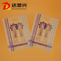 Transparent HDPE Die Cut Bag for Food and Fruits