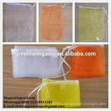 tubular mesh sleeve fruit bag in china