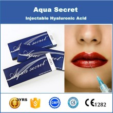 Hyaluronic Acid Dermal Fillers Lip Fillers