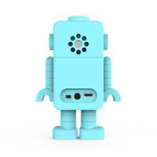 Altavoz Bluetooth inalámbrico robot