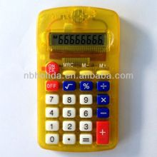8 digits business pocket calculator, small basic calculator/ HLD809