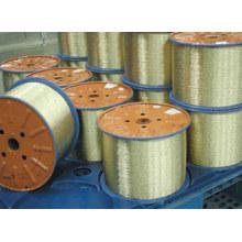 Corde d'acier de pneu radial (3 * 0.20 + 6 * 0.35HT)