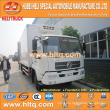 DFL 4x2 190hp 15Tons refrigerator van truck best selling