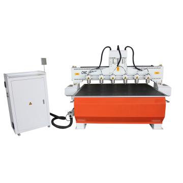 Wood Furniture Carving and Cutting CNC Machine